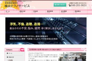 横浜テクノサービス(大和市)