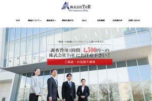 株式会社TeR(東京都目黒区)
